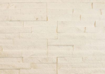 Alesio Creme Ledgestone Panel