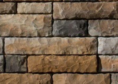 Cast Stone Wall Aspen