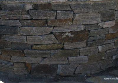 Steel Mill Rustic Ledgestone
